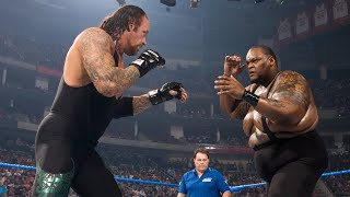 The Undertaker Vs. Big Daddy V (SmackDown, February 8, 2008)