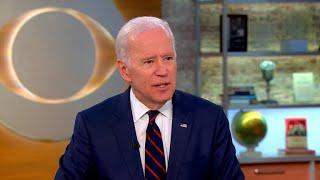 Joe Biden on Doug Jones' victory in Alabama, Trump, and 2020