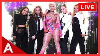 MTV EUROPE MUSIC AWARDS   EMA 2018   COMENTÁRIOS AO VIVO   Little Mix + Jason Derulo + Nicki + Bebe