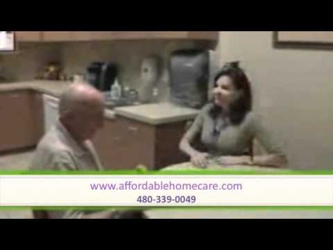 Affordable Home Care Solutions - Scottsdale Home Care - Senior Care in Scottsdale and Phoenix