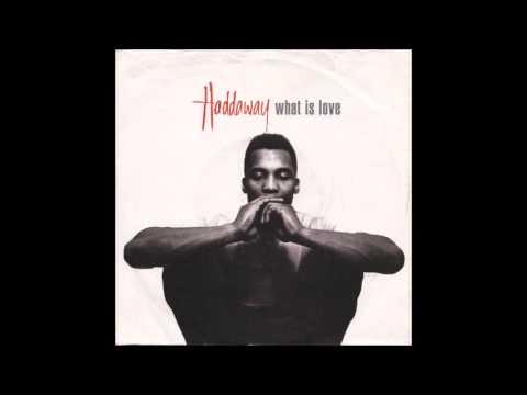 Haddaway - What is Love Original Instrumental