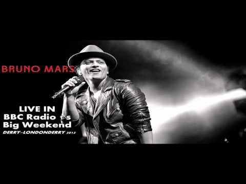 Baixar Locked Out Of Heaven - Bruno Mars Live In BBC Radio 1's Big Weekend