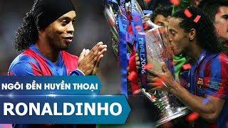 Ngôi đền huyền thoại   Ronaldinho