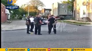 1 dead, 7 injured at US city of Baltimore..