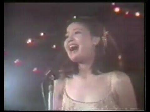 鄧麗君Teresa Teng -1981君在前哨 清泉崗中秋晚會テレサ・テン /コンサート