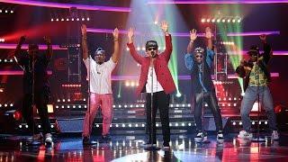 Mark Ronson & Bruno Mars Perform 'Uptown Funk'