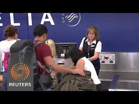 Passengers return to Florida airport after mass shooting
