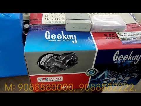 Electric cycle conversation Kit & Li Phosphate Battery delivery M: 9088882222