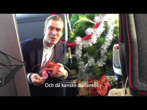 Jonas Fagerström fixar klapparna hos Swebus