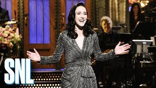 Rachel Brosnahan's New Year's Monologue - SNL