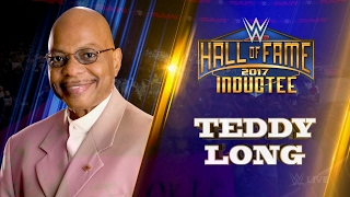 Who Will Induct Teddy Long Into The WWE Hall Of Fame?