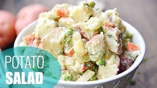How to Make Potato Salad | EASY & HEALTHY RECIPE