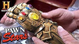 Pawn Stars: $100,000 Thanos Infinity Gauntlet (Avengers: Infinity War)