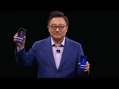 Samsung представи Galaxy S9