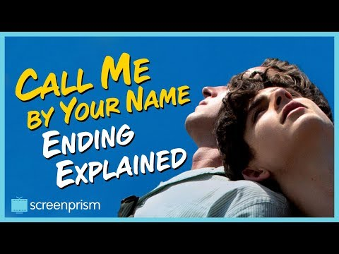Call Me By Your Name, Ending Explained: Don't Cut Away from the Feeling