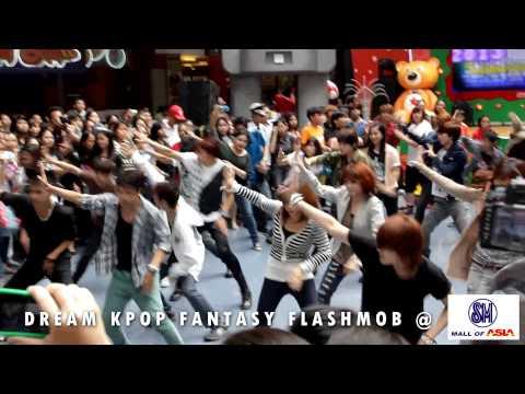 Flash Mob EXO DKFC