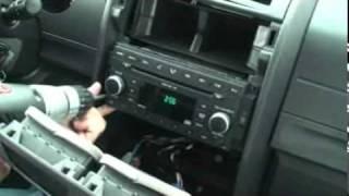 MYGIG - 2007 Dodge Nitro Install - YouTube on
