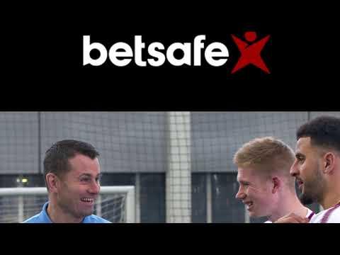 Betsafe ticket grabber challenge: Kevin De Bruyne, Kyle Walker and Nicolas Otamendi