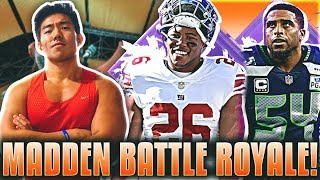 NEW SUPERSTAR KO MODE! CAN WE GO UNDEFEATED!? MADDEN 20