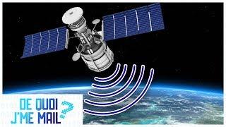 Internet mondial par satellite : les projets fous des GAFA  DQJMM (1/2)