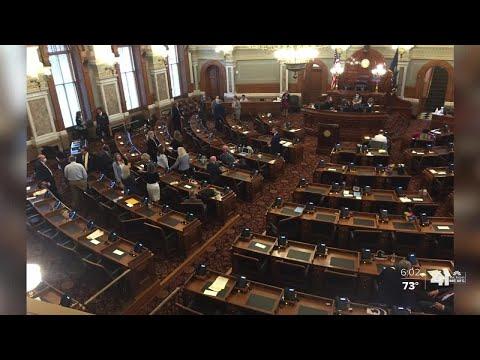 Kansas lawmakers react to marathon 24-hour session