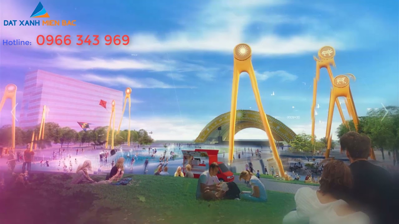 Quỹ lô đẹp Sun Grand Boulevard Sầm Sơn, Thanh Hóa - LH: 0919 959 268 video