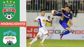Nhìn lại trận đấu của HAGL và B. Bình Dương tại chặng cuối cùng V-League 2018    HAGL Media