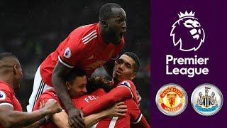 Manchester United  vs Newcastle United ᴴᴰ 18.11.2017 - Premier League | FIFA 18