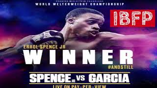Errol Spence Dominates SMALL Mikey Garcia