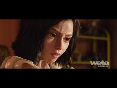Alita: Battle Angel - vizuálne efekty
