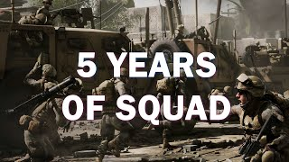 WHAT 5 YEARS OF SQUAD LOOKS LIKE - PRO TIPS