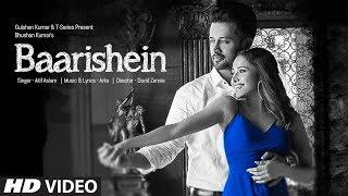 BAARISHEIN – Atif Aslam Video HD