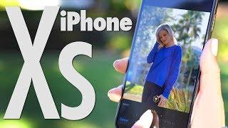 iPhone Xs Camera Test!