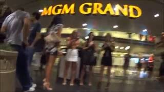 Las Vegas Tour of MGM Hotel and Casino on UFC Fight Night,  8-20-2016