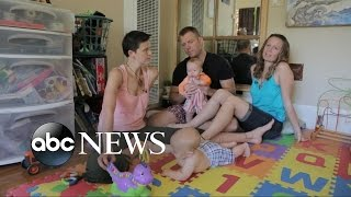 These Polyamorous Parents Put Controversial Spin on Child-Rearing