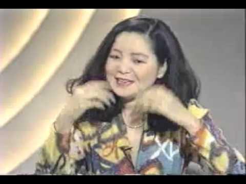 Teresa Teng 鄧麗君 华视专访
