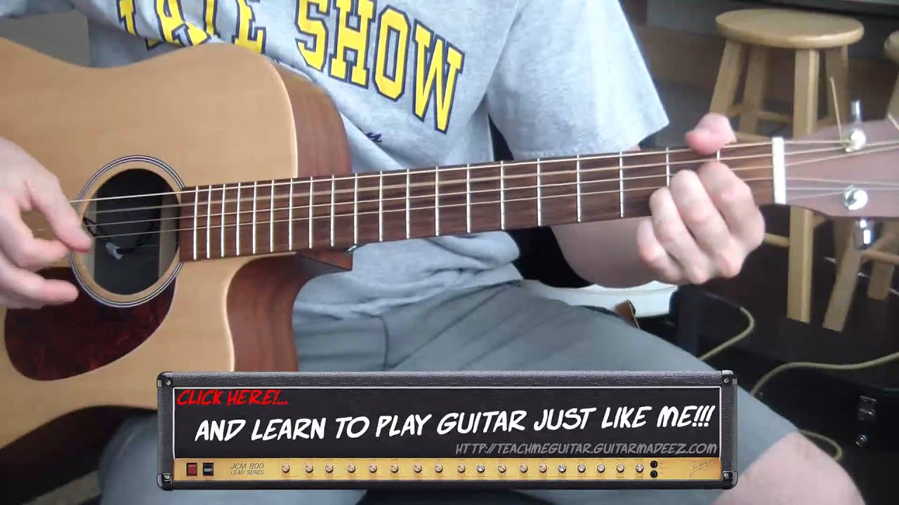 can anyone learn to play guitar