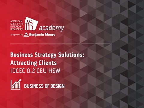 Course Preview: Business Strategy Solutions: Attracting Clients