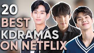 20 Best Korean Dramas To Watch On Netflix [Updated 2021]