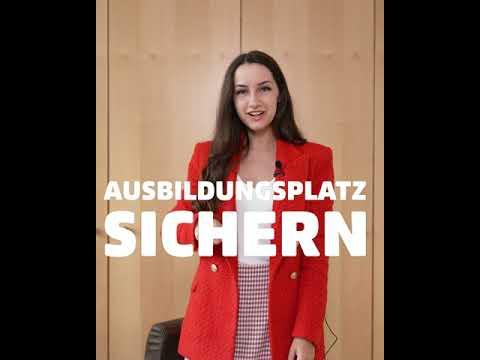 Anna Laura - Jetzt einen Ausbildungsplatz für 2022 sichern