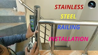 stainless steel | design for railing | How to install stainless steel railing