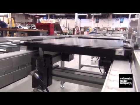 XT Pallet Conveyor System