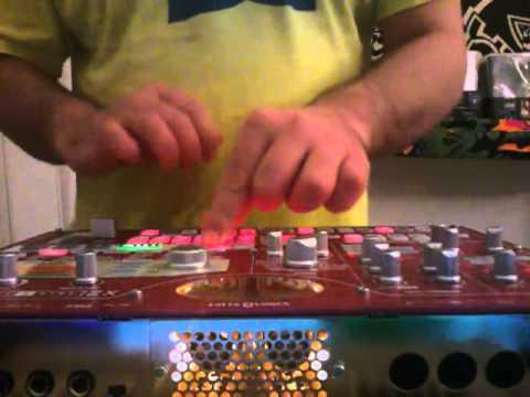 live hardtek electribe esx