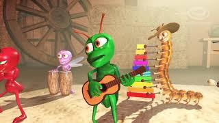La Señora Cucaracha Canciones de la Granja