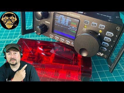 Radioddity PAX100 Amplifier for Xiegu G90 - Ham Radio - TheSmokinApe