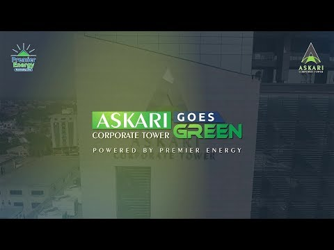Askari Tower Goes Green with Premier Energy