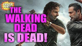 THE WALKING DEAD (is dead to me)