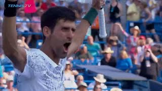 Pure GOLD! The Moment Novak Djokovic Won the Career Golden Masters