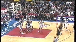 Dallas Mavericks @ Los Angeles Clippers (26/01/2002)