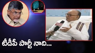 NTR was just Face, I was Everything behind TDP: NBR..